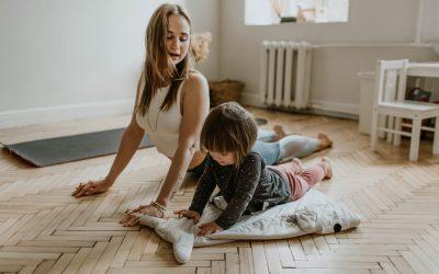 lichaamstaal die onzekerheid aanwakkert bij je kind